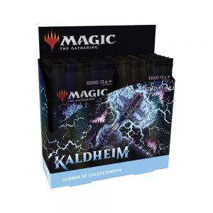 MTG Kaldheim Caja de SObres de Coleccionista