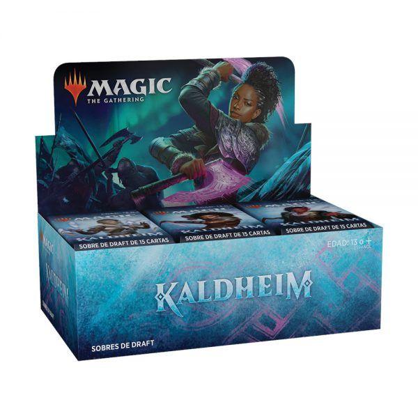 MTG Kaldheim Caja de Sobres de Draft
