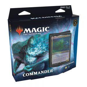 MTG Kaldheim Commander Premonición Fantasmal