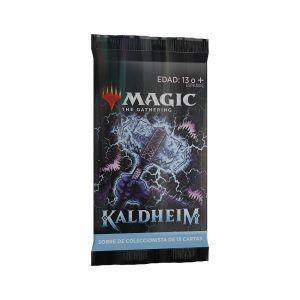 MTG Kaldheim SObres de Coleccionista