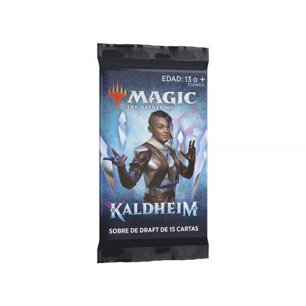 MTG Kaldheim Sobres de Draft