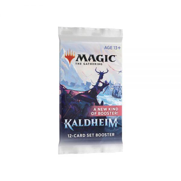 MTG Kaldheim sobres de edición