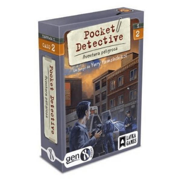 Pocket Detective 2: Aventura Peligrosa