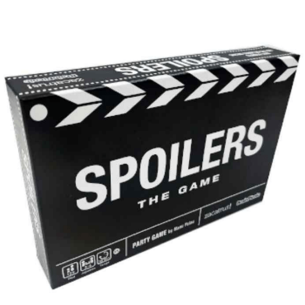 Spoilers The Game