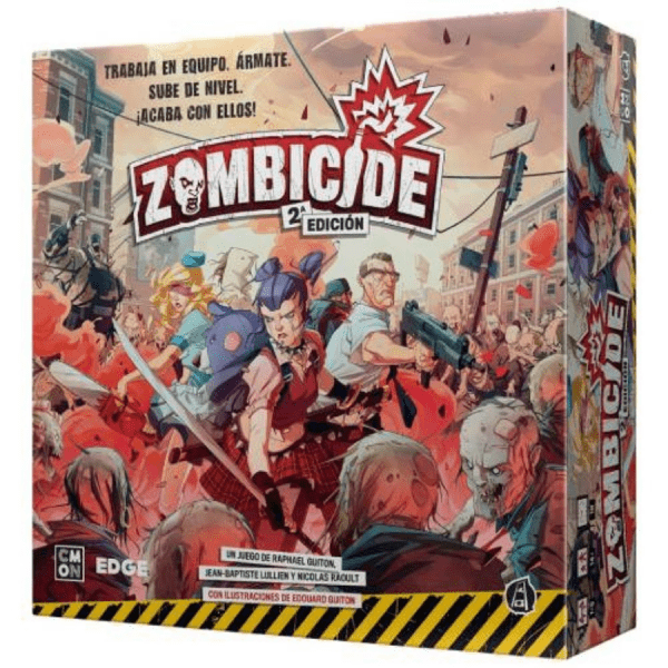 Zombicide: 2ª Edición