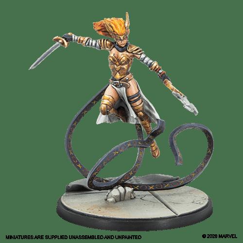 Marvel Crisis Protocol Angela & Enchantress
