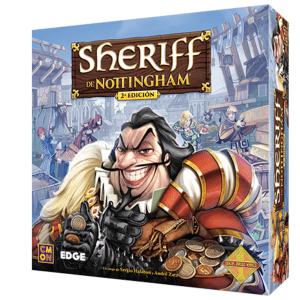 El Sheriff de Nottingham 2ª Edición