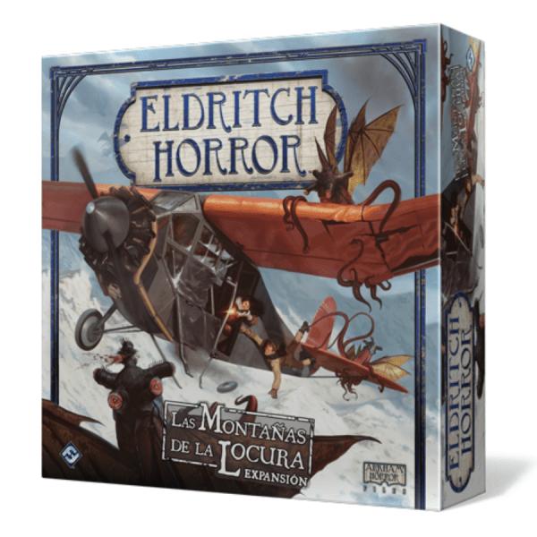 Eldritch Horror Las Montañas de la Locura