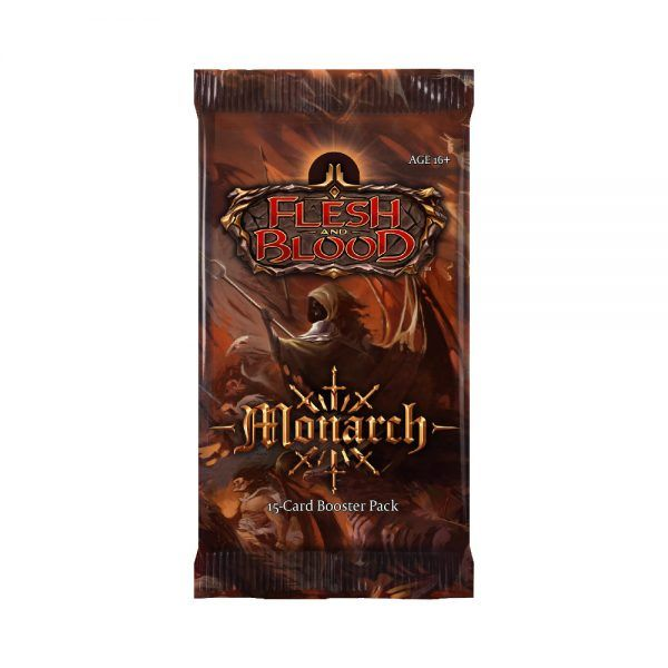 Flesh and Blood Monarch - First printing Boostera
