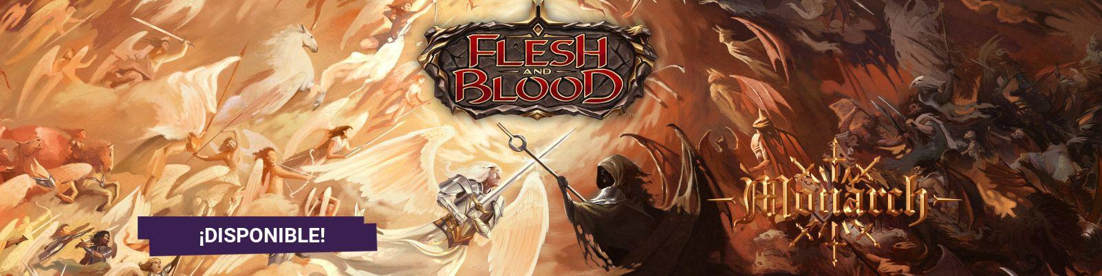 Comprar Flesh and Blood Monarch