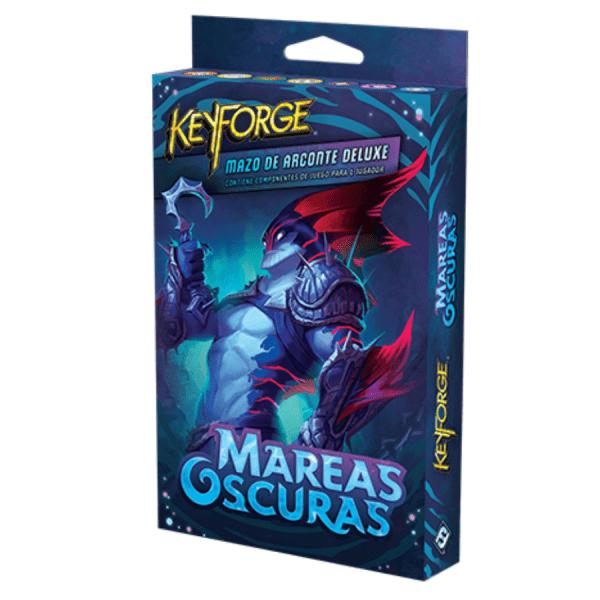 KeyForge Mareas Oscuras - Mazo de Arconte Deluxe