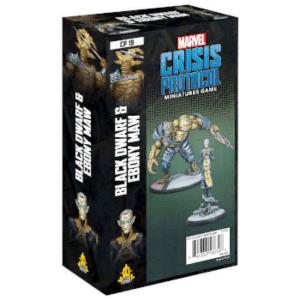 Marvel Crisis Protocol Black Dwarf & Ebony Maw