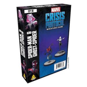 Marvel Crisis Protocol Ghost Spider & Spider-Man