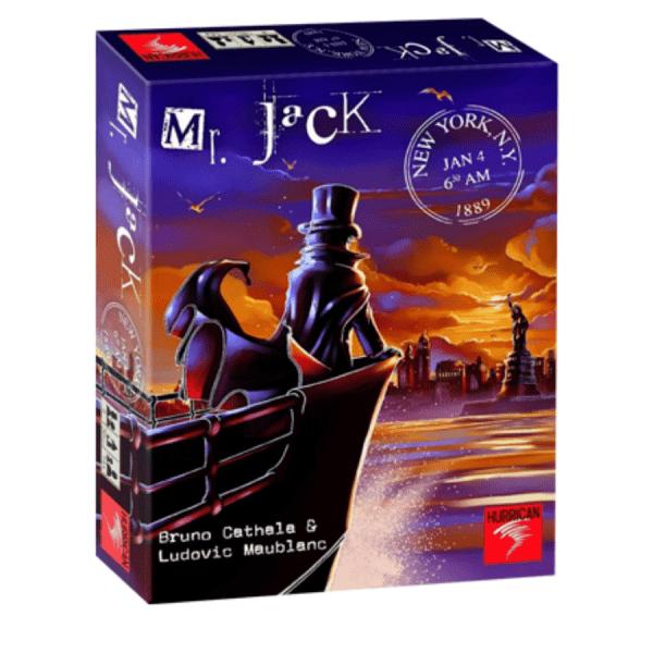 Mr. Jack Nueva York