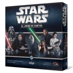Star Wars El Juego de Cartas - Caja Básica
