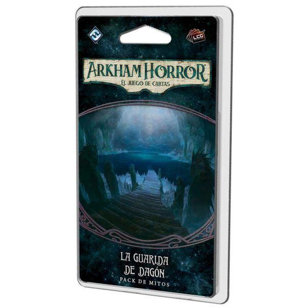 Arkham Horror: El Juego de Cartas - La Guarida de Dagón