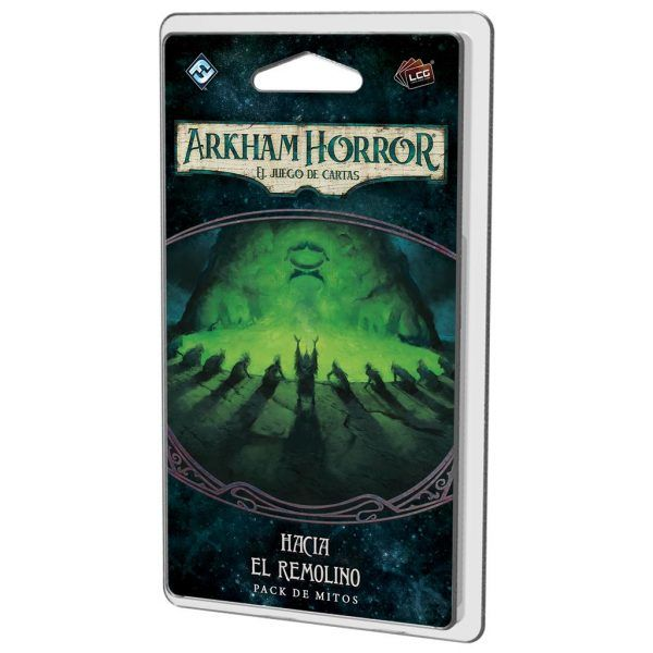 Arkham Horror LCG Hacia el Remolino