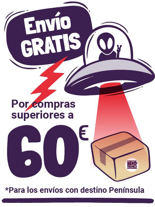 Envío gratis pedidos superiores 60€ HeroFreaks Juegos de Mesa