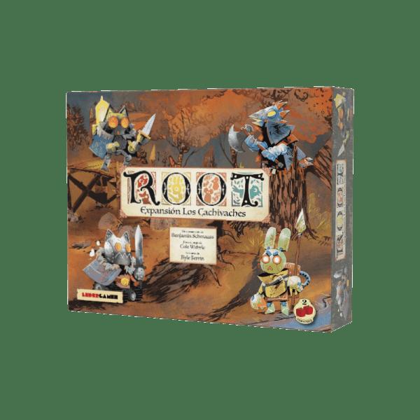 Root: Expansión Los Cachivaches