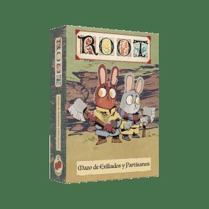 Root: Mazo de Exiliados y Partisanos