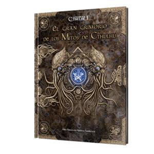 La Llamada de Cthulhu: El Gran Grimorio de los Mitos de Cthulhu