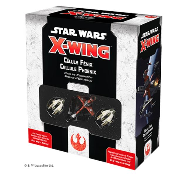 Star Wars X-Wing: Segunda Edición - Célula Fénix