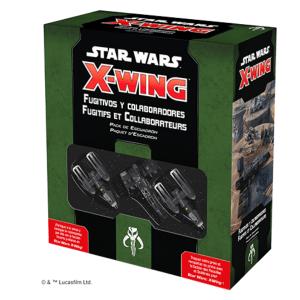 Star Wars X-Wing: Segunda Edición - Fugitivos y Colaboradores