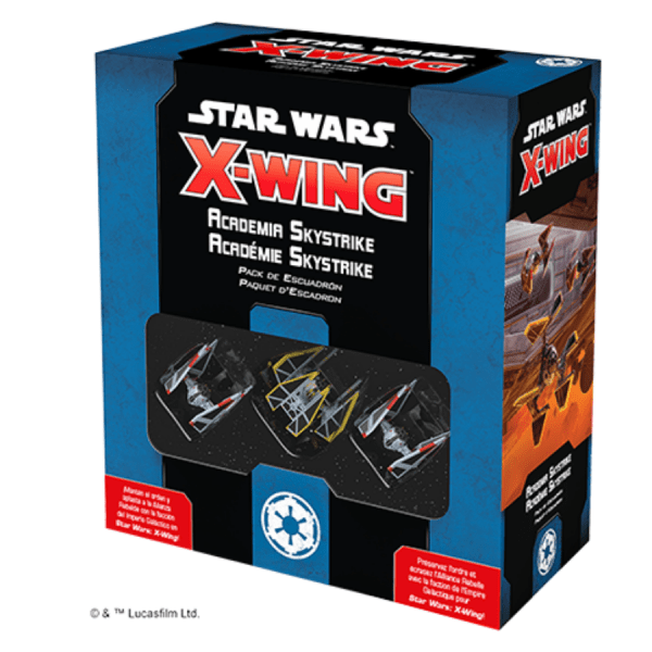 Star Wars X-Wing: Segunda Edición - Academia Skystrike