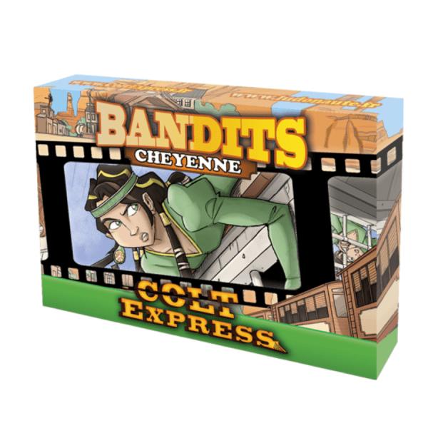 Colt Express: Bandits - Cheyenne
