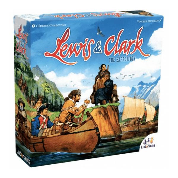 Lewis & Clark: La Expedición
