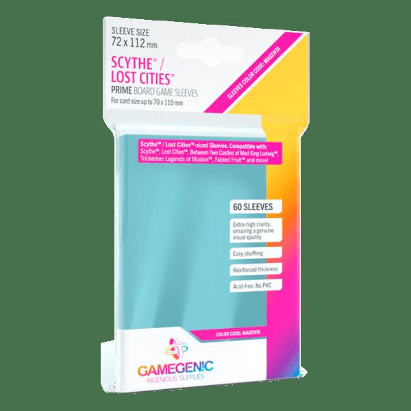Fundas de Cartas: Gamegenic - Prime 72 x 112 (80)