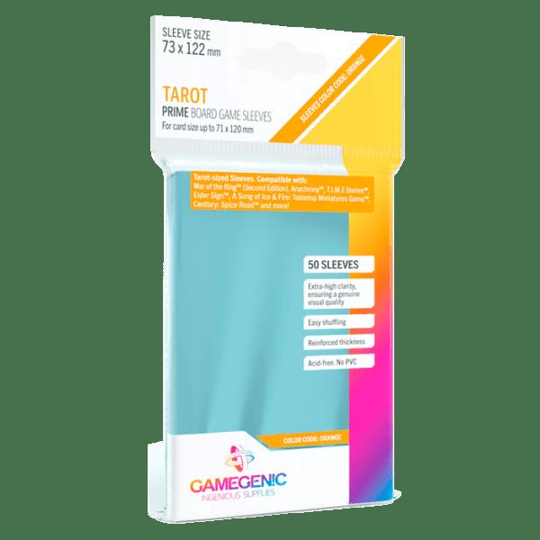 Fundas de Cartas: Gamegenic - Prime 73 x 120 (50)
