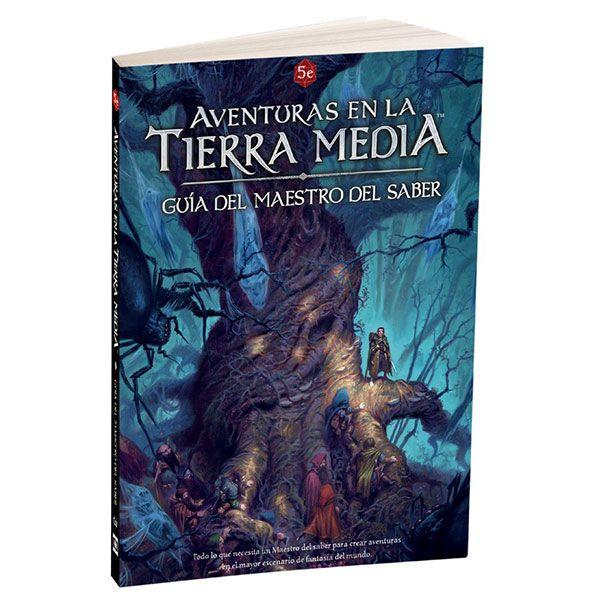 Aventuras en la Tierra Media: Guía del Maestro del Saber