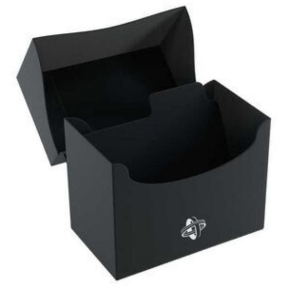 Deck-Box: Gamegenic Side Holder 80+ Negro