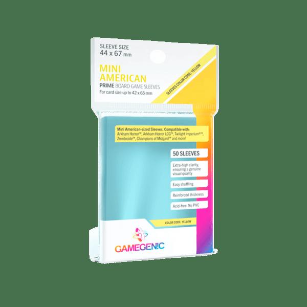Fundas de Cartas: Gamegenic - Prime 44 x 67 (50)