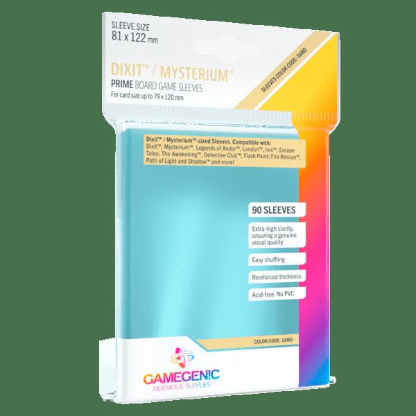Fundas de Cartas: Gamegenic - Prime 81 x 122 (90)