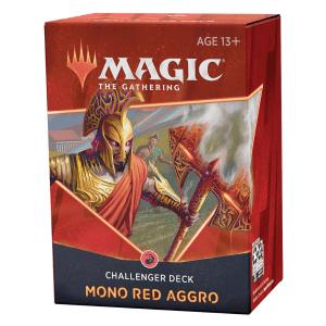 MTG Challenger Deck 2021 - Mono Red Aggro