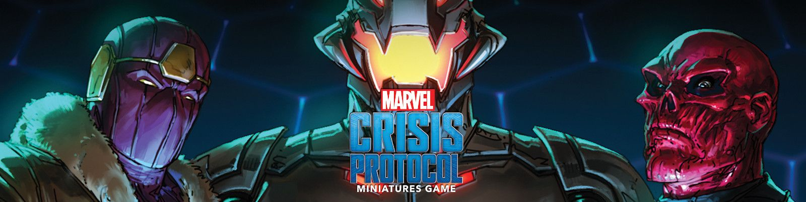 Comprar Marvel Crisis Protocol