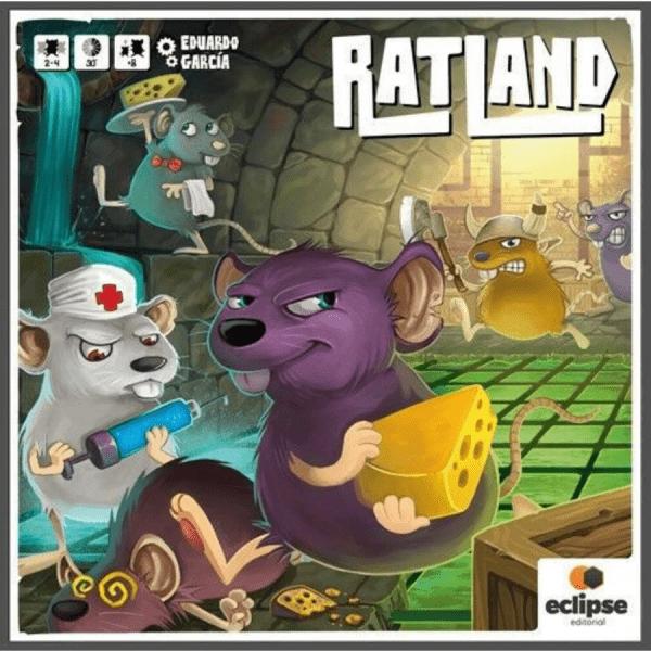 Ratland: La Conquista de la Cloaca