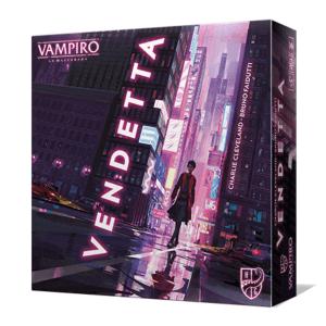 Vampiro La Mascarada - Vendetta