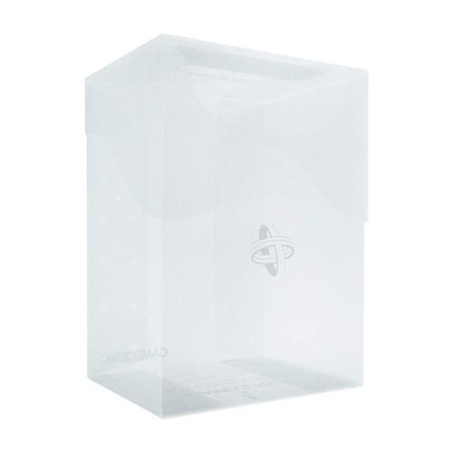 Deck-Box: Gamegenic 80+ Transparente
