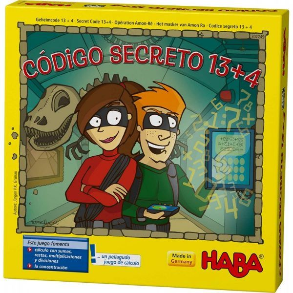 Código Secreto 13+5