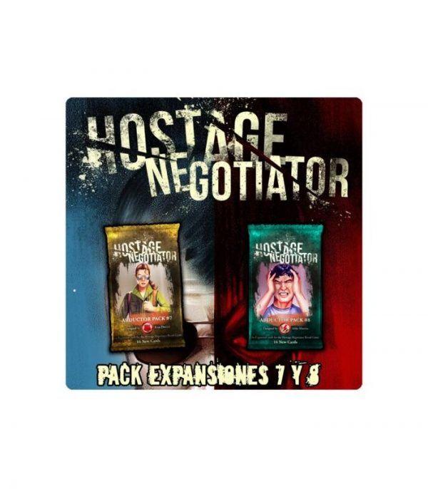 Hostage Negotiator: Expansiones 7 y 8