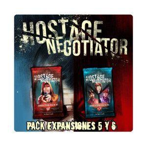 Hostage Negotiator: Expansiones 5 y 6