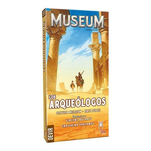 Museum: Los Arqueólogos