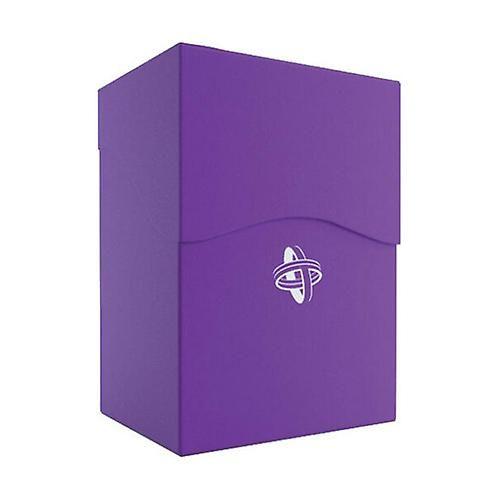 Deck-Box: Gamegenic 80+ Morado
