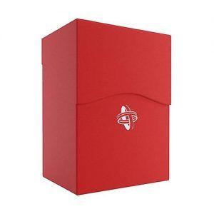 Deck-Box: Gamegenic 80+ Rojo