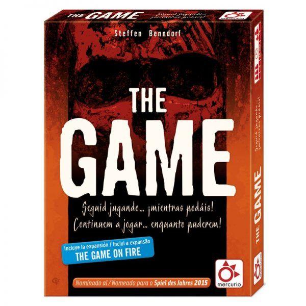 The Game: Seguid Jugando... ¡Mientras Podáis!