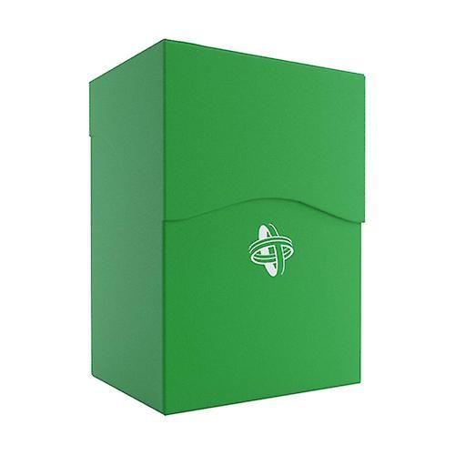 Deck-Box: Gamegenic 80+ Verde