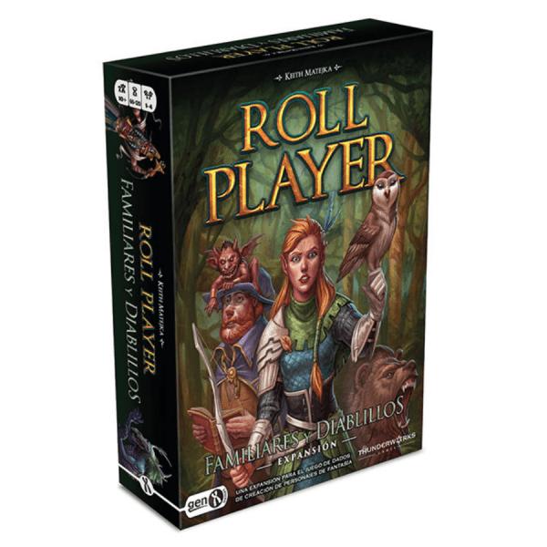 Roll Player: Familiares y Diablillos